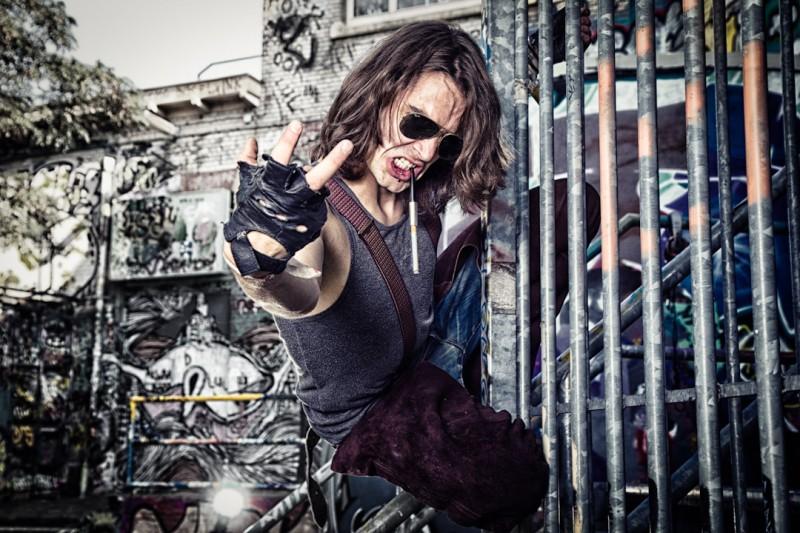 artis-rock&roll-fotoshoot
