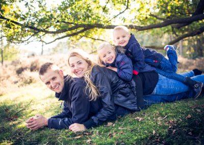 fotoshoot gezin buiten