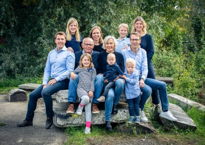 fotoshoot familie familieportret