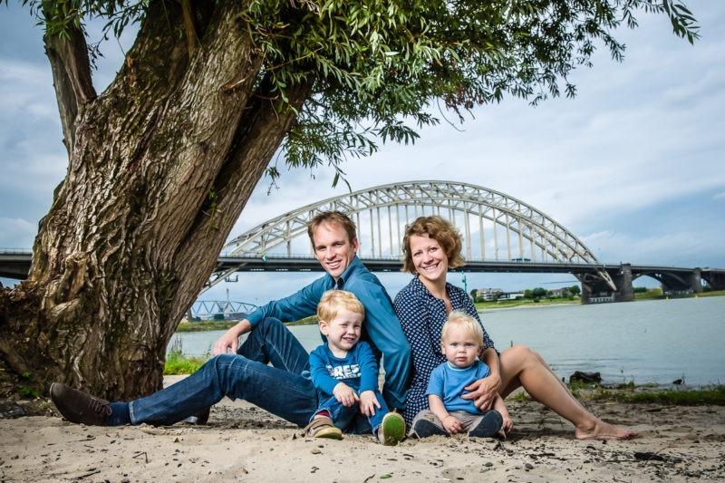 Fotoshoot gezin Nijmegen