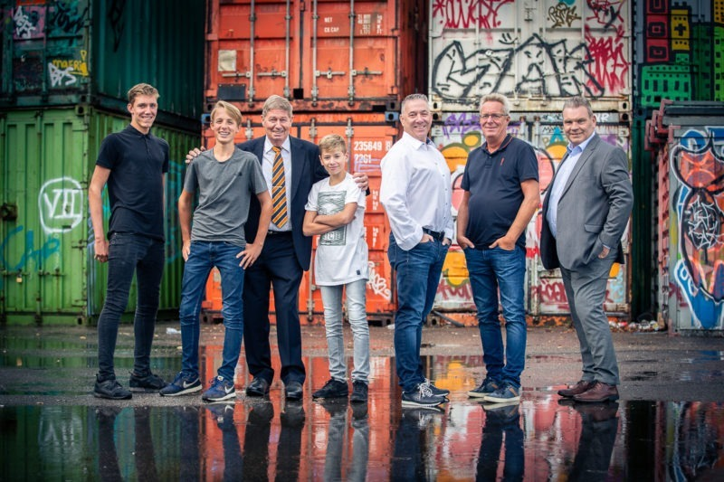 fotoshoot industrieel